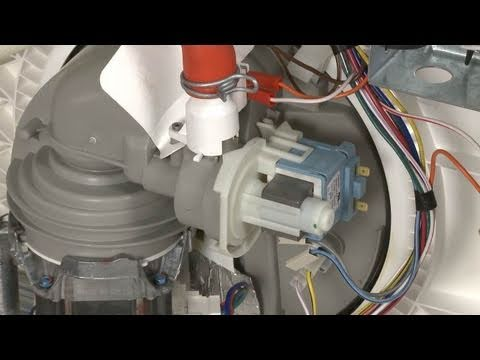 Dishwasher Not Draining Noisy Replace Drain Pump 661658