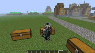 Мод - ядерная война! {RIVAL REBELS} Мод на Minecraft #1