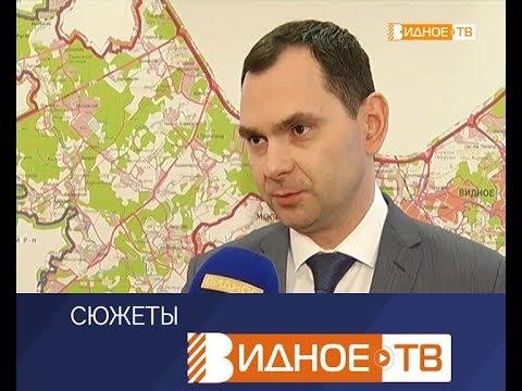 """""""Транспортная стратегия"""" - строительство выезда на трассу М4 """"Дон"""""""