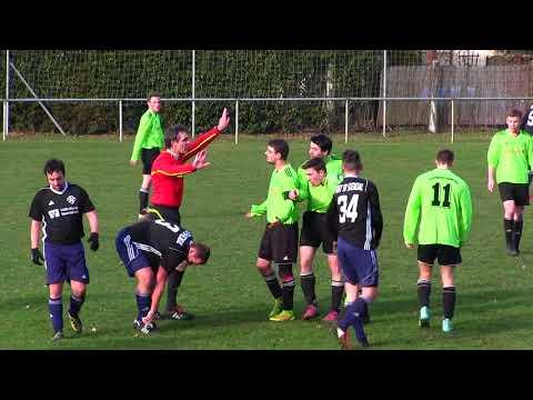 Post SV Stendal - SV Eintracht Lüderitz