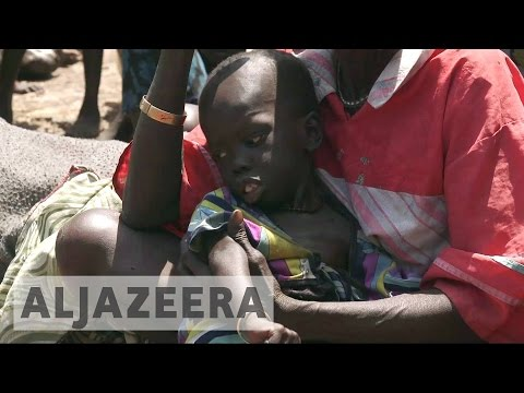 South Sudan famine: Thousands in desperate need of aid