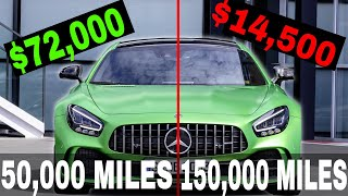 Why You Should Buy a High Mileage Vehicle!