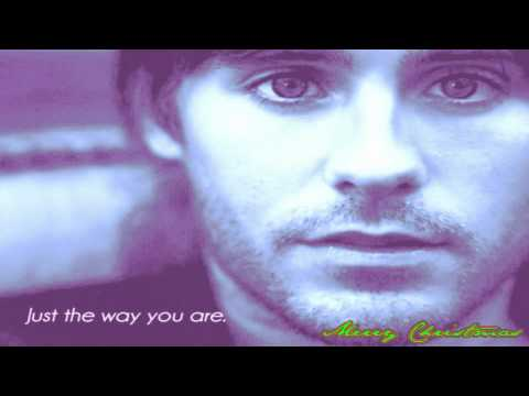 Jared Leto- Just The Way You Are Christmas Video