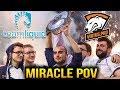 🔴 Miracle POV LIQUID VS VP [Bo2] Dota DreamLeague Season 8