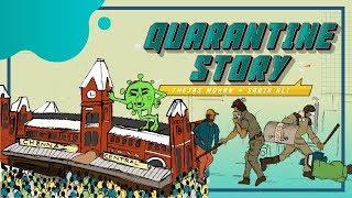 Quarantine Story   Music Video   Thejas Mohan & Sabir Ali   cineclipz.com