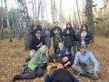 """Осенний поход за грибами. Калужская область. Клуб """"Лесные бродяги"""""""