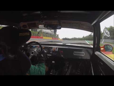 Spa Summer Classic 2016, race 2 YTCC with the Talbot Sunbeam Lotus