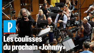 Johnny Hallyday : les coulisses de l'enregistrement de son album posthume
