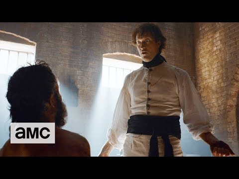 TURN: Washington's Spies: 'Simcoe Tortures Caleb' Talked About  Ep. 402