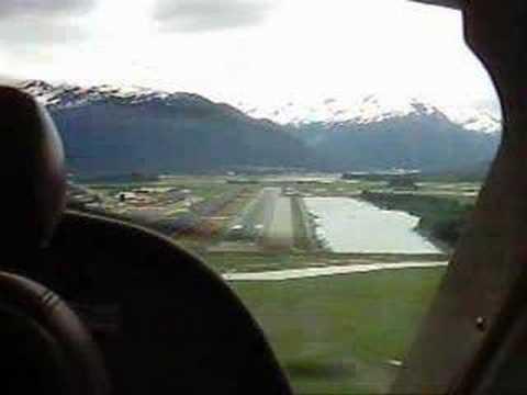 Great Landing In Juneau, Alaska - Cessna 208 Caravan