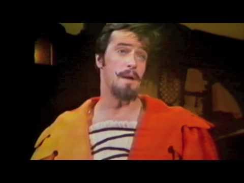 "Robert Goulet ""Where Is The Life That Late I Led""  from  ""Kiss Me Kate"""