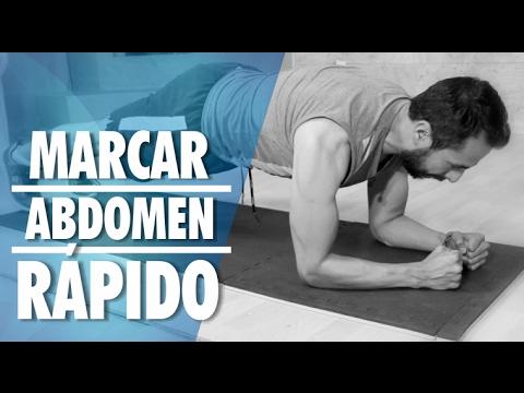 rutina para marcar el abdomen en 7 minutos - youtube