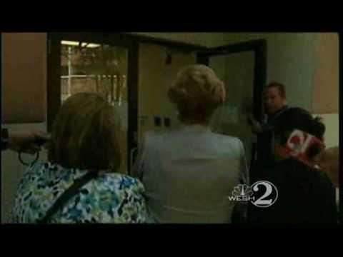 Commissioner Accused Of Bribery To Speak To Public