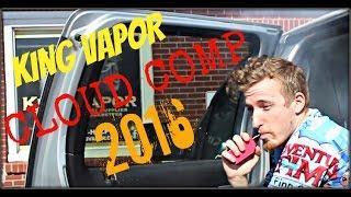King Vapor - 2016 Cloud Competition