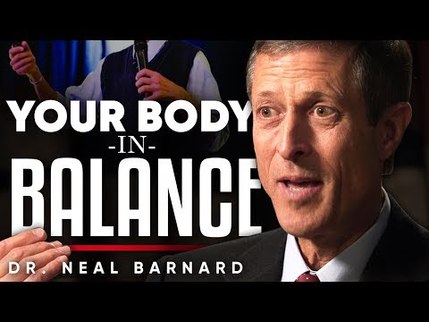 DR. NEAL BARNARD - YOUR BODY IN BALANCE: Will a Vegan Diet Improve Your Health? | London Real thumbnail