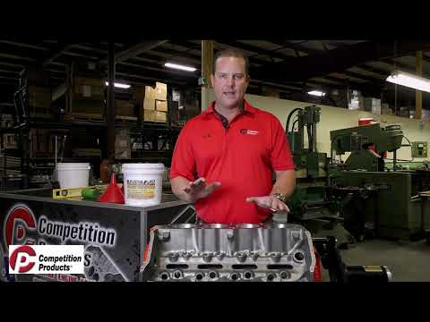 How to Install Engine Block Filler