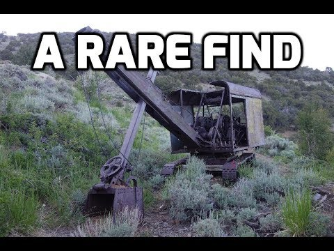 Exploring One Of The Biggest Abandoned Mines In Nevada: Part 3