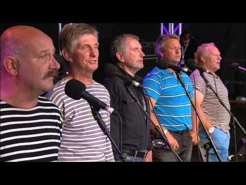 Fisherman's Friends - Sloop John B (Live at Cambridge Folk Festival 2011)