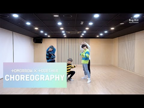 TXT (투모로우바이투게더) 'Angel Or Devil' Dance Practice