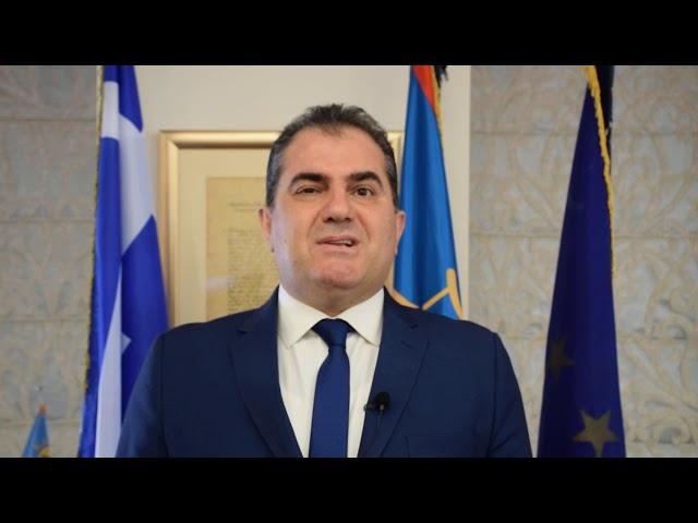 Μήνυμα Δημάρχου Καλαμάτας για 23ης Μαρτίου και μέτρα για κορωνοϊό - www.messiniawebtv.gr