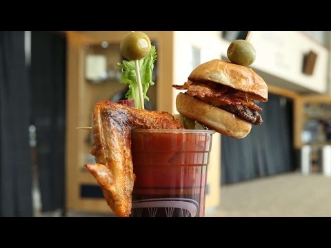 The Twins introduce the 2016 Target Field Food Tour