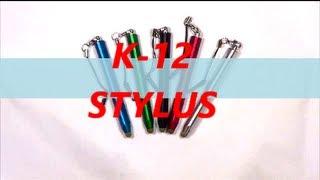 K-12 Stylus from Stylusshop.com