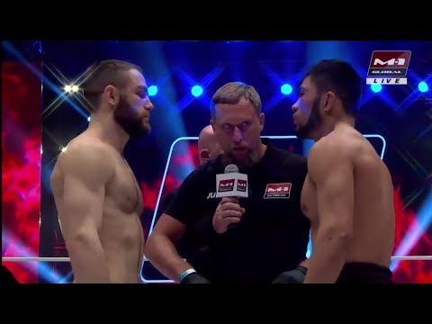 Максим Дивнич vs Бусурманкул Абдибаит Уулу, M-1 Challenge 88