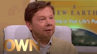 Eckhart Tolle's Exercise to Find True Inner Peace | A New Earth | Oprah Winfrey Network