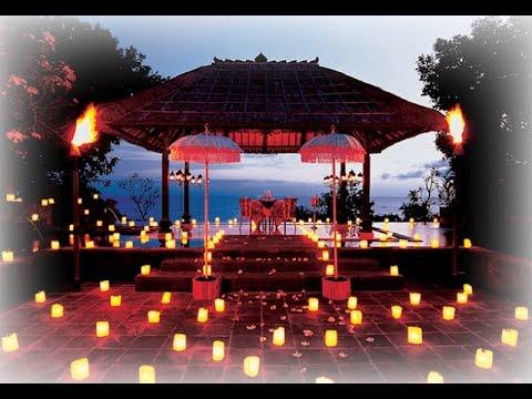 Honeymoon in Bali - Day 1 - Extravaganza Dinner (AYANA Resort) June 13, 2014