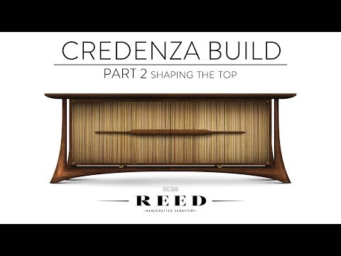 CREDENZA BUILD PART 2