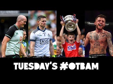 LIVE: OTB AM | Irish Rugby Fallout, Tough On Toner, Kenny Cunnigham, Dublin-Kerry W/ Michael Meehan