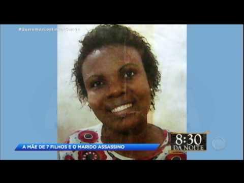 Homem é preso após agredir e matar a esposa estrangulada