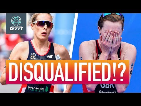 Triathlon Rules Controversy In Tokyo |  2020 Olympic Test Event Reaction!