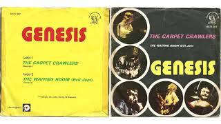 Genesis - The Waiting Room (Evil Jam) [45 RPM Single Edit] (Digital Reconstruction)
