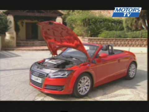 Essai auto Audi TT Roadster 2.0 TFSi