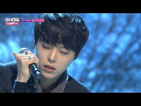 (ShowChampion EP.166) Park Si Hwan - Monster (박시환-괴물)
