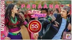 PARAANA - A MERO HAJUR 3 | New Nepali Movie Song | Anmol KC, Suhana Thapa |Ashish Aviral, Anju Panta