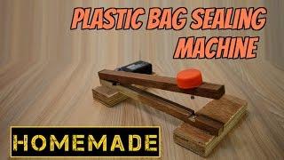 Comment Faire un Sac de Plastique d'Étanchéité de la Machine