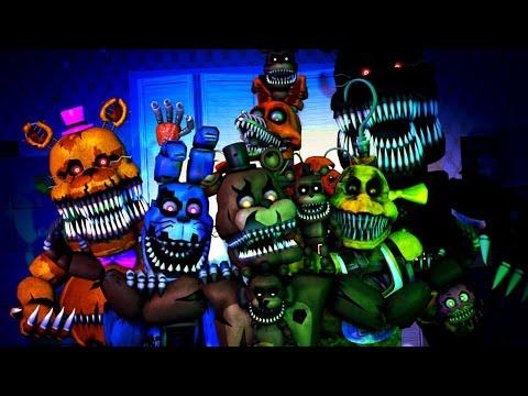 (FNAF SFM) Five Nights at Freddy's Movie