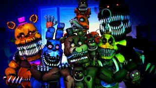 - FNAF SFM Five Nights at Freddy s Movie