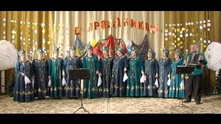 Русской песне рада душа