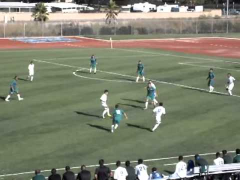 Oxnard College vs East LA College Mens Soccer 2013