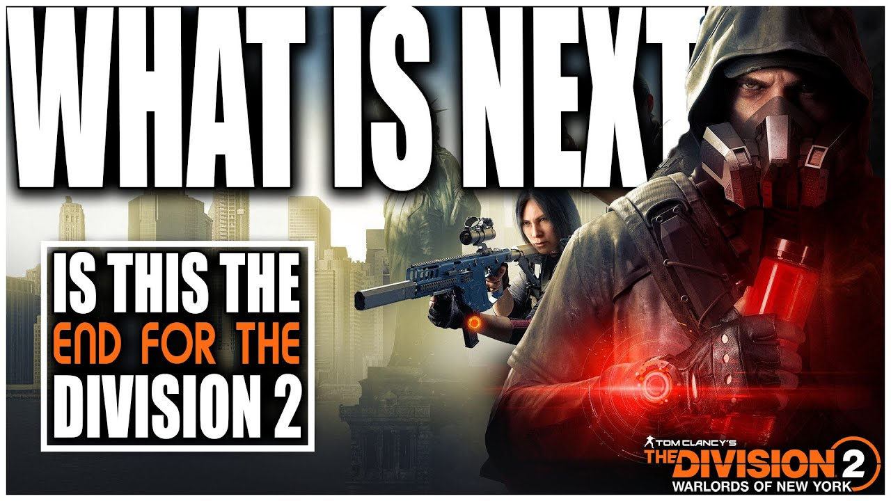WHAT IS NEXT FOR THE DIVISION 2? IS THIS THE END? ROADMAP? thumbnail