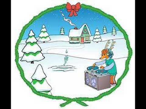 Grandma Got Run Over by a Reindeer,  Rap, Dr. Elmo