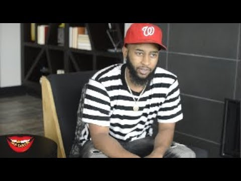 B Woods on shooting Tay K's The Race...