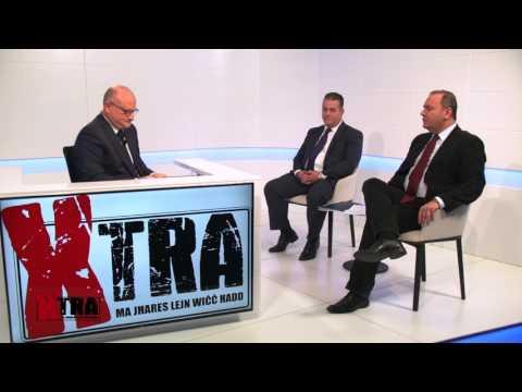 XTRA EP18: Minister Chris Cardona, Beppe Fenech Adami & US Ambassador Kathleen Hill