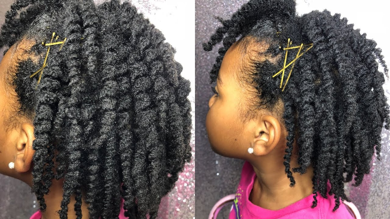 4C Hair HOLY GRAIL| 4 Week OLD 2 strand twist into Juicy ...