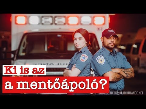 Ki is az a mentőápoló? | Mr PhD letöltés