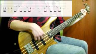 Stone Temple Pilots - Sour Girl (Bass Cover) (Play Along Tabs In Video)