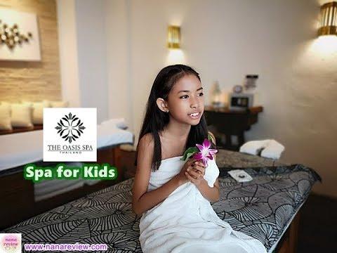 Kids Spa and Thai Massage Oasis Spa